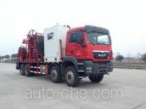 Haizhida JJY5481TLG coil tubing truck