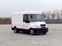 黄河牌JK5047XXYBEV型纯电动厢式运输车