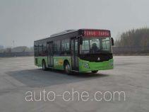 Huanghe JK6109GCHEVN5 hybrid city bus