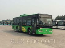 Huanghe JK6109GHEVD5 plug-in hybrid city bus