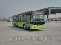 Huanghe JK6129GCHEVN5 hybrid city bus