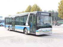 黄河牌JK6129GHEVN5型混合动力城市客车
