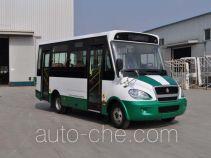 黄河牌JK6668HBEV型纯电动客车