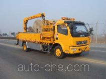 Jinzhou JKC5090TZY drill pipe lifting operation engineering works vehicle