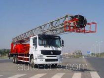 Jinzhou JKC5281TXJ70 well-workover rig truck