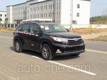 Juntian JKF5030XTX communication vehicle