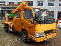 Juntian JKF5060TQX guardrail and fence repair truck