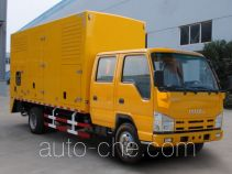 Juntian JKF5071XDY power supply truck