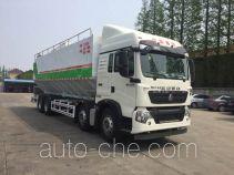 Guangtongda JKQ5310ZSLD bulk fodder truck