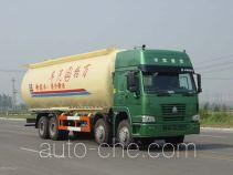 匡山牌JKQ5312GFL型粉粒物料运输车