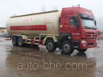广通达牌JKQ5313GFL型低密度粉粒物料运输车