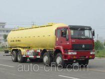 Kuangshan JKQ5313GXH pneumatic discharging bulk cement truck