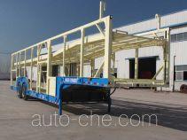 Guangtongda JKQ9202TCL vehicle transport trailer