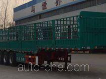Guangtongda JKQ9400CCQ animal transport trailer