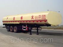 Kuangshan JKQ9400GYY oil tank trailer
