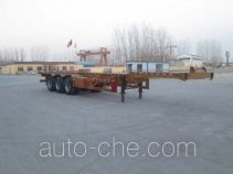 Kuangshan JKQ9401TJZ container transport trailer