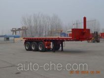 Guangtongda JKQ9402ZZXP flatbed dump trailer