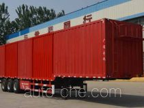 Guangtongda JKQ9405XXY box body van trailer