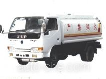 Low-speed fuel tank truck