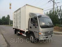 Tuoma JLC5040XXYBE box van truck