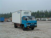 Tuoma JLC5041XLCA refrigerated truck