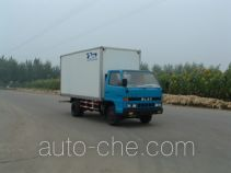 Tuoma JLC5041XXYB1 box van truck