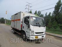 Tuoma JLC5042XRQBG flammable gas transport van truck