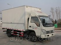 Tuoma JLC5043XYK wing van truck