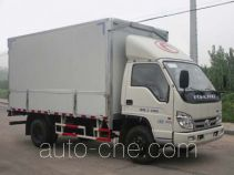 Tuoma JLC5043XYK4 wing van truck