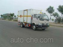 Tuoma JLC5045XQY-1 explosives transport truck