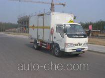 Tuoma JLC5046XQY-1 explosives transport truck