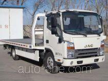 驼马牌JLC5074TQZ型清障车