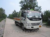 驼马牌JLC5078TQP型气瓶运输车