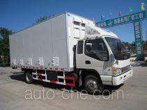 Tuoma JLC5080XXYCJ chicken transport truck