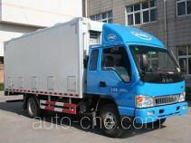 Tuoma JLC5081XCQ chicken transport truck