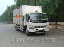 Tuoma JLC5083XQY-1 explosives transport truck
