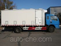 Tuoma JLC5090XXYCJ chicken transport truck