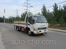 驼马牌JLC5091TQPBE型气瓶运输车