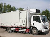 Tuoma JLC5100XCQ chicken transport truck