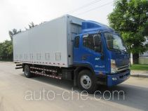 Tuoma JLC5142XCQBG chicken transport truck