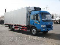 Tuoma JLC5160XCQ chicken transport truck