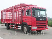 驼马牌JLC5162CCQ型畜禽运输车