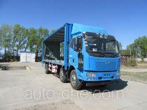 驼马牌JLC5250CCQBD型畜禽运输车