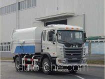 Jinqi JLL5160ZDJE4 docking garbage compactor truck