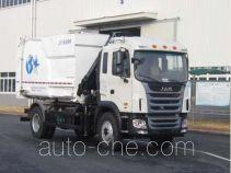 Jinqi JLL5160ZDZE5 lifting garbage truck