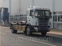 Jinqi JLL5161ZXXE5 detachable body garbage truck