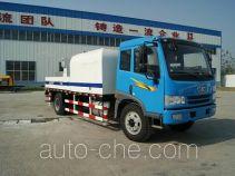 Lantian JLT5120THB concrete pump truck