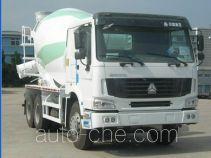 兰田牌JLT5250GJB型混凝土搅拌运输车