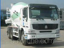 Lantian JLT5250GJB concrete mixer truck