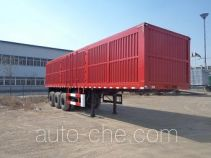Lantian JLT9321XXY box body van trailer